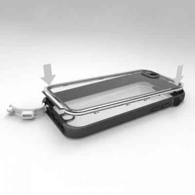 Catalyst Replacement O-ring Pierścień uszczelniający do wodoszczelnego etui iPhone 6s Plus iPhone 6 Plus biały) 10_6701