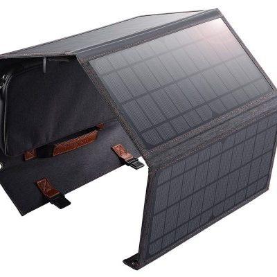 Choetech Choetech Ładowarka solarna fotowoltaiczna 36W panel słoneczny USB choetech_20210816124649