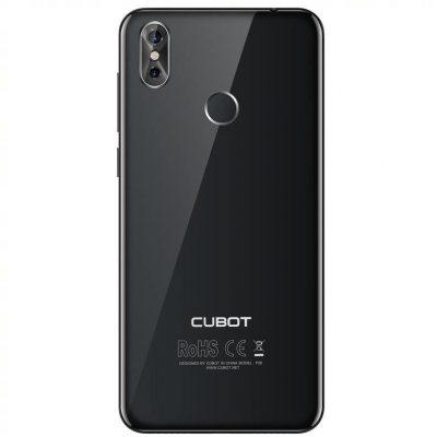 Cubot P20 64GB Dual Sim Czarny