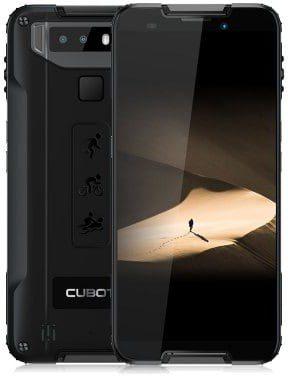 Cubot Quest 64GB Dual Sim Czarny