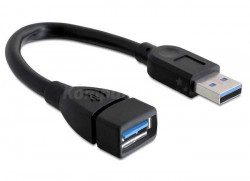 Delock USB 3.0 0.15m (82776)