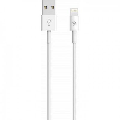 Devia Kabel DEVIA iPhone iOS 7&8&9 white