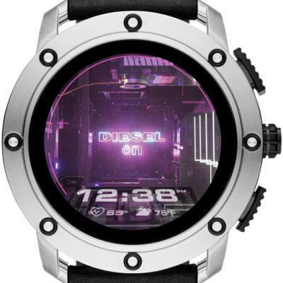 Diesel Axial DZT2014 Czarno-srebrny