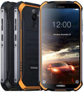 Doogee S40 Lite 16GB Czarny