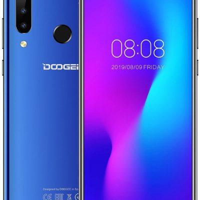 Doogee Y9 Plus 64GB Dual Sim Niebieski