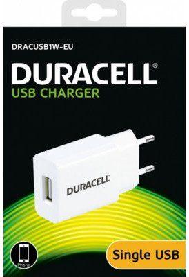 Duracell Ładowarka USB 1A DRACUSB1W-EU