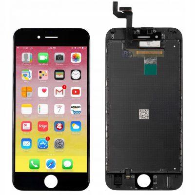 Ekran LCD Dotyk Czarny Do Iphone 6S