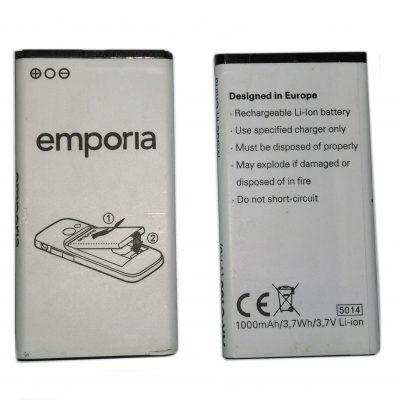 Emporia Nowa Oryginalna Bateria Telme AK-C160 3,7V