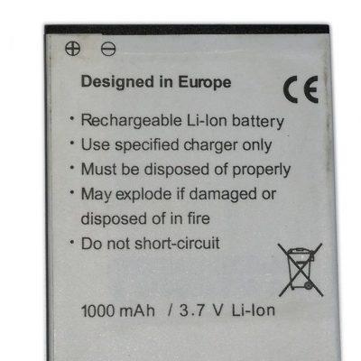 Emporia Nowa Oryginalna Bateria Telme BAT-E1200