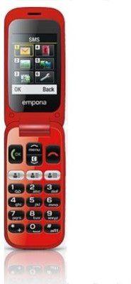 Emporia One V200 czarno-czerwony