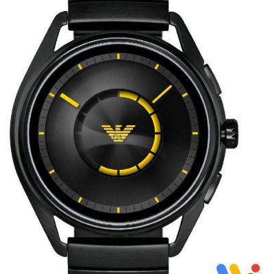 Emporio Armani CONNECTED Connected ART5007 Smartwatch EA >