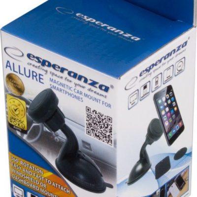 Esperanza Magnetyczny uchwyt samochodowy do telefonów Allure