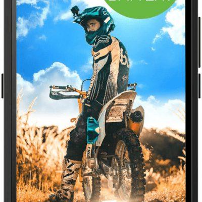 Evolveo StrongPhone G7 32GB Dual Sim Czarny