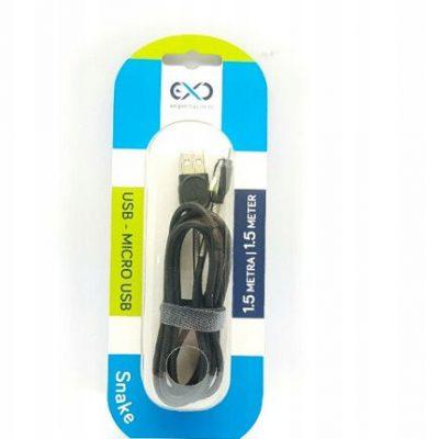 eXc mobile Kabel Micro Usb Różne Kolory