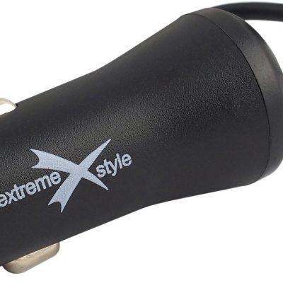 Extreme eXtremestyle ładowarka samochodowa NCC21M micro USB 2100mA Samsung Nokia LG