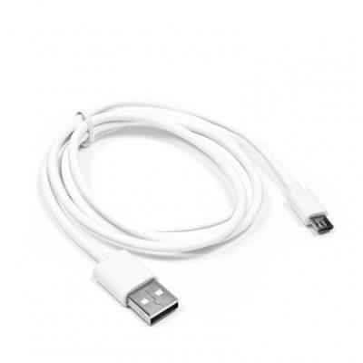eXtreme Kabel micro USB do telefonu - 1.52 cm - biały KA97