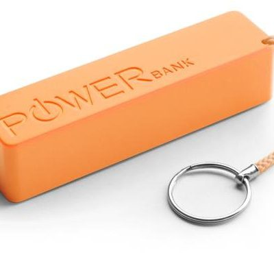 """eXtreme Power bank 2000mAh """"Quark"""" pomarańczowy XMP101O"""