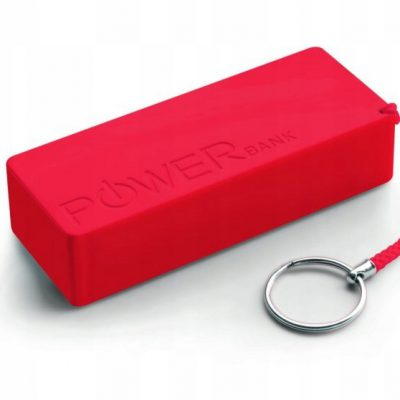 eXtreme Power Bank 5000MAH Quark XL Czerwony