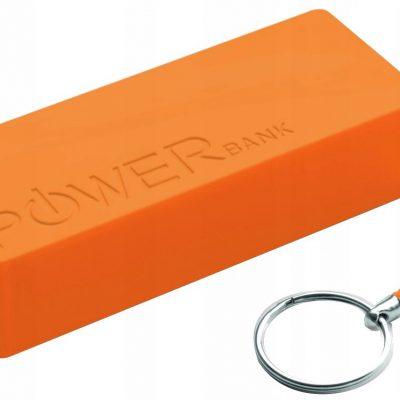 eXtreme Power Bank 5000mAh Quark XL pomarańczowy