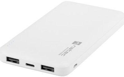 eXtreme Power Bank Media Trevi Slim 10000mAh 2x+
