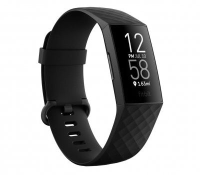 Fitbit Charge 4 Czarny