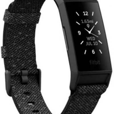 Fitbit Charge 4 SE Grafitowy
