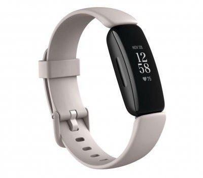 Fitbit Inspire 2 Czarno-biały