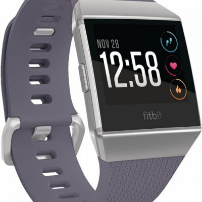 Fitbit Ionic grafitowy