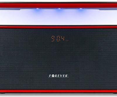 Forever BS-600 Czarno-czerwony