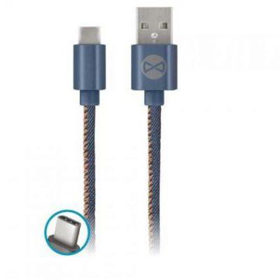 FOREVER FOREVER Kabel USB USB-C 1M jeans