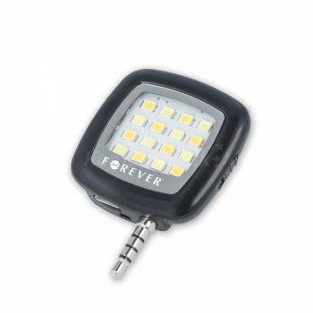 Forever Lampa błyskowa do smartfona SLT-100 Selfie LED GSM018451