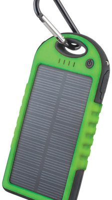 Forever PB-016 5000 zielony (GSM011347)