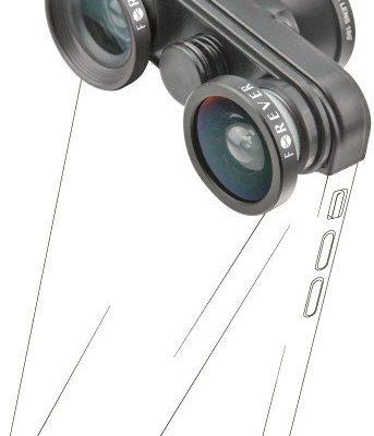 Forever Zestaw obiektywów do iPhone 6 4w1 SL-220