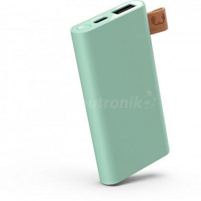 Fresh n Rebel 3000 mAh USB-C dusty misty mint 191078/2PB3000MM