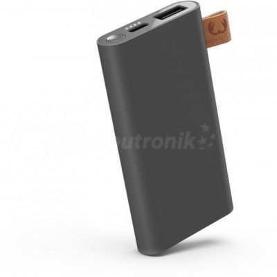 Fresh n Rebel 3000 mAh USB-C dusty storm grey 191081/2PB3000SG