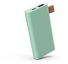 Fresh n Rebel POWERBANK 3000 MAH USB-C MISTY MINT