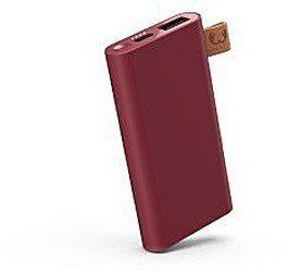 Fresh n Rebel POWERBANK 3000 MAH USB-C RUBY RED