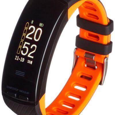 Garett Electronics FIT 23 GPS Czarno-pomarańczowy