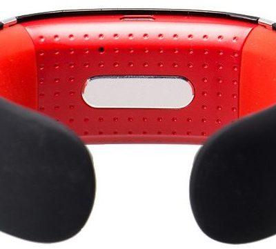 Garett iONE Czarno-czerwony