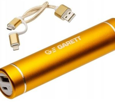 Garett Power 2 2600mAh Złoty