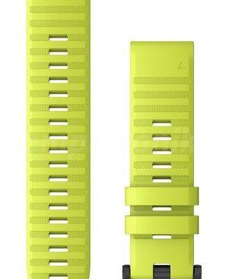 GARMIN Pasek silikonowy na nadgarstek QuickFit 22 żółty 010-12863-04