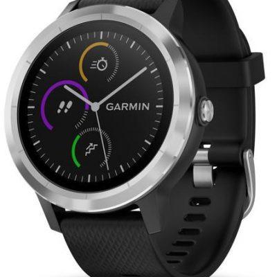 Garmin Vivoactive 3 czarno-srebrny (010-01769-02)