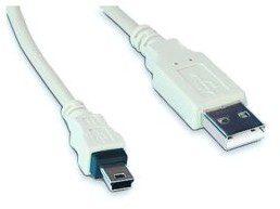 Gembird Kabel USB 2.0 męskie - męskie5P (CANON) 90CM [CC-USB2-AM5P-3