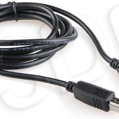 Gembird męskie - męskie Kabel USB3 m black Niklowane końce (CCP-USB2-AMBM-10)