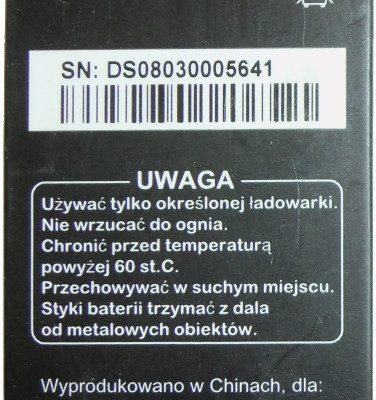 GigaByte Nowa Oryg Bateria Sferia STB-01 Rio R1