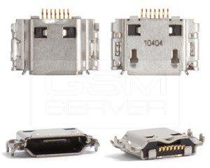 Gniazdo Micro Usb Samsung S7230 S5620 I5800 S5830