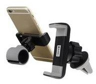 Gogen Uchwyt telefonu H79-3+H90+C90 MCH640 Czarne/Szare