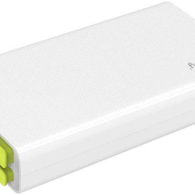 Goobay Powerbank PowerBank 20.0 72204 20000 mAh LiPo biały