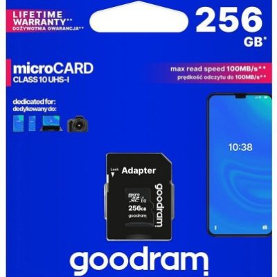 Goodram microSDHC 256GB (M1AA-2560R12)