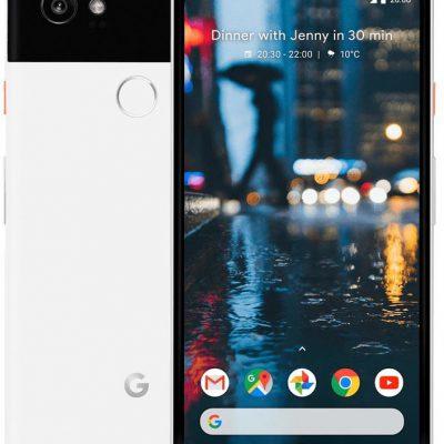 Google Pixel 2 XL 128GB Czarno-biały